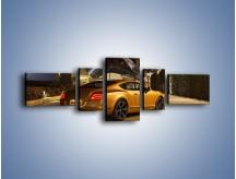 Obraz na płótnie – Bentley Continental GT V8 – pięcioczęściowy TM190W6