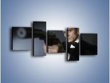 Obraz na płótnie – Bond. james bond – pięcioczęściowy L239W7