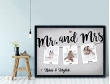 Plakat lub Obraz - Mr. and Mrs 2