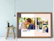 Plakat lub Obraz - Pięć zdjęć w prostym i eleganckim stylu