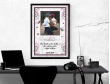 Plakat lub obraz - Dla świata jesteś matką, a dla rodziny...