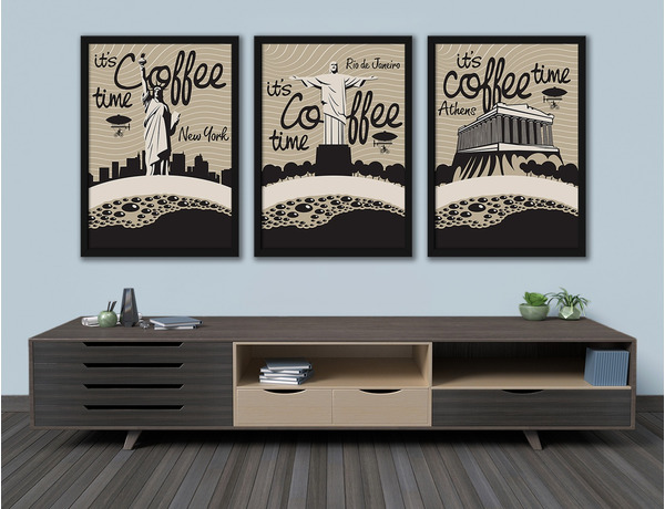 Czas na kawę – NY, Rio, Ateny
