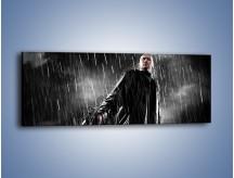 Obraz na płótnie – Brutalny męski świat – jednoczęściowy panoramiczny L105