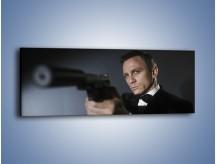 Obraz na płótnie – Bond. james bond – jednoczęściowy panoramiczny L239