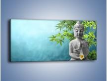 Obraz na płótnie – Idealny świat harmonii i spokoju – jednoczęściowy panoramiczny O258