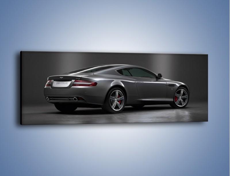 Obraz na płótnie – Aston Martin DB9 Coupe – jednoczęściowy panoramiczny TM059