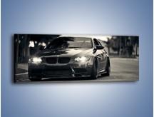 Obraz na płótnie – BMW M3 – jednoczęściowy panoramiczny TM092