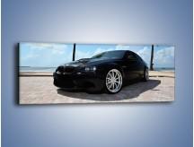 Obraz na płótnie – BMW M3 GTS – jednoczęściowy panoramiczny TM095