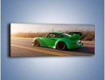 Obraz na płótnie – Porsche 911 Road Racing Tuning – jednoczęściowy panoramiczny TM100