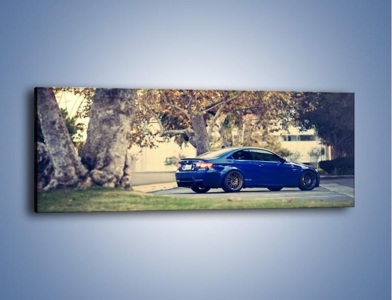 Obraz na płótnie – BMW M3 Coupe E93 – jednoczęściowy panoramiczny TM114