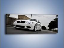 Obraz na płótnie – BMW M3 E92 Tuning – jednoczęściowy panoramiczny TM122