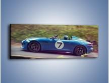 Obraz na płótnie – Jaguar Project 7 – jednoczęściowy panoramiczny TM233