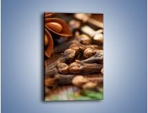 Obraz na płótnie – Dodatki idealne do kawy – jednoczęściowy prostokątny pionowy JN379