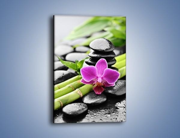 Obraz na płótnie – Idealnie ułożony kwiat – jednoczęściowy prostokątny pionowy K931