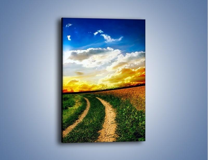 Obraz na płótnie – Powrót do domu – jednoczęściowy prostokątny pionowy KN363