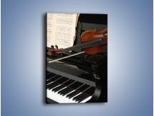 Obraz na płótnie – Instrumenty stworzone do pięknej melodii – jednoczęściowy prostokątny pionowy O054