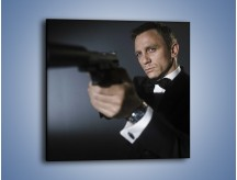 Obraz na płótnie – Bond. james bond – jednoczęściowy kwadratowy L239