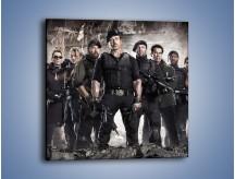 Obraz na płótnie – Armia silnych mężczyzn – jednoczęściowy kwadratowy L273