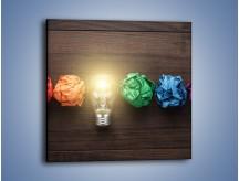Obraz na płótnie – Ekologia w kolorze – jednoczęściowy kwadratowy O017