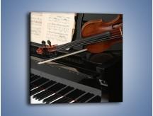 Obraz na płótnie – Instrumenty stworzone do pięknej melodii – jednoczęściowy kwadratowy O054