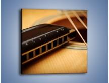 Obraz na płótnie – Instrumenty z drewna – jednoczęściowy kwadratowy O108