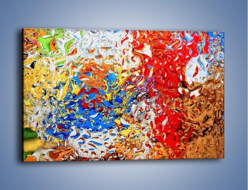 Obraz na płótnie – Każdy kolor coś znaczy – jednoczęściowy prostokątny poziomy GR407