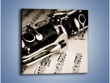 Obraz na płótnie – Egzamin z muzyki – jednoczęściowy kwadratowy O216