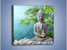 Obraz na płótnie – Idealny świat harmonii i spokoju – jednoczęściowy kwadratowy O258