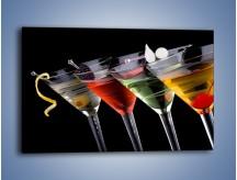 Obraz na płótnie – Alkoholowa zabawa do rana – jednoczęściowy prostokątny poziomy JN100
