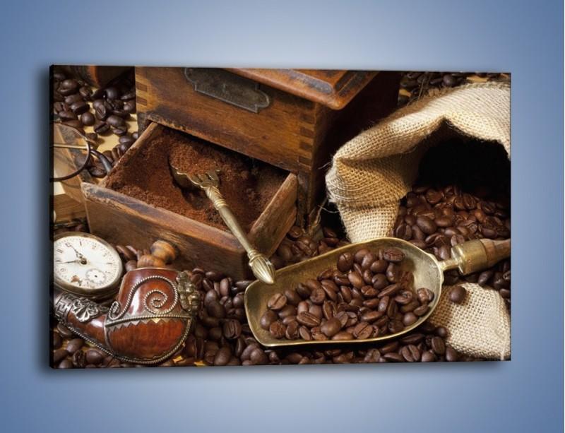 Obraz na płótnie – Szuflada pełna kawy – jednoczęściowy prostokątny poziomy JN356