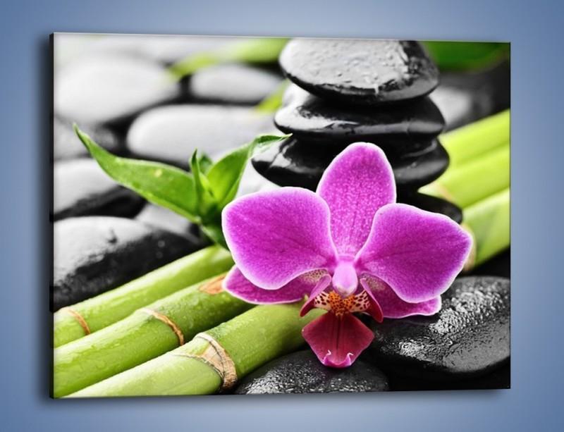 Obraz na płótnie – Idealnie ułożony kwiat – jednoczęściowy prostokątny poziomy K931