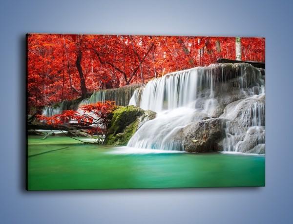 Obraz na płótnie – Zachwycić się naturą – jednoczęściowy prostokątny poziomy KN1250A