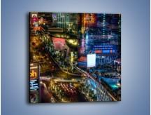 Obraz na płótnie – Cosmopolitan of Las Vegas – jednoczęściowy kwadratowy AM577