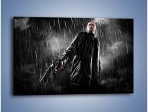 Obraz na płótnie – Brutalny męski świat – jednoczęściowy prostokątny poziomy L105