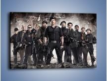 Obraz na płótnie – Armia silnych mężczyzn – jednoczęściowy prostokątny poziomy L273