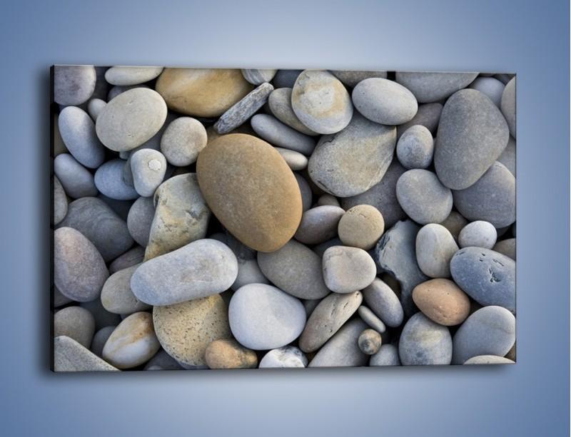Obraz na płótnie – Kamienie duże i małe – jednoczęściowy prostokątny poziomy O006