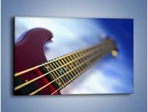 Obraz na płótnie – Gitara z bliska – jednoczęściowy prostokątny poziomy O088