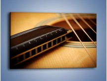 Obraz na płótnie – Instrumenty z drewna – jednoczęściowy prostokątny poziomy O108