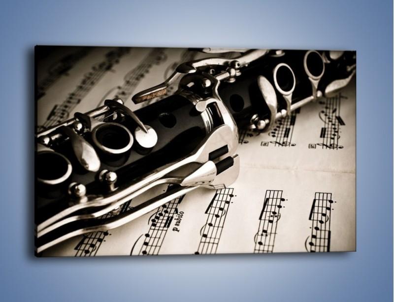 Obraz na płótnie – Egzamin z muzyki – jednoczęściowy prostokątny poziomy O216