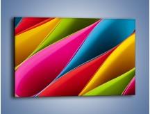 Obraz na płótnie – Idealna kolorowa kompozycja – jednoczęściowy prostokątny poziomy O219