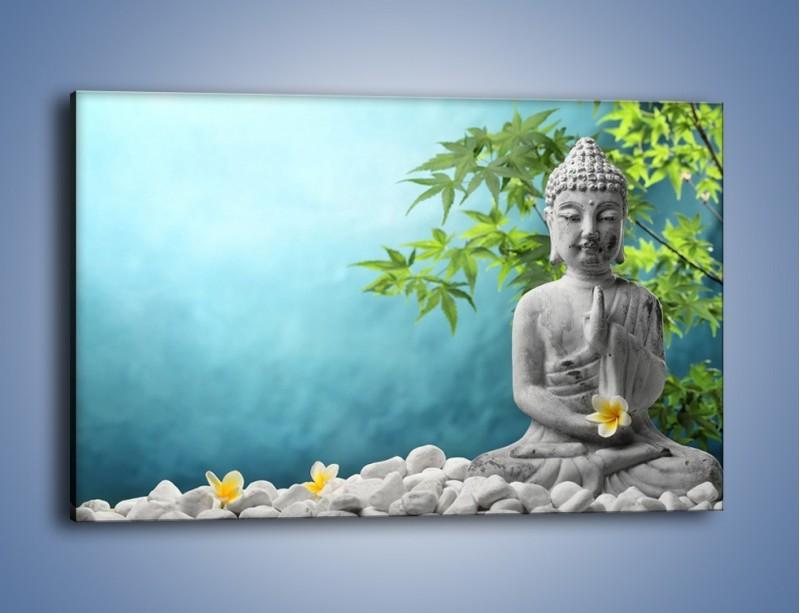 Obraz na płótnie – Idealny świat harmonii i spokoju – jednoczęściowy prostokątny poziomy O258