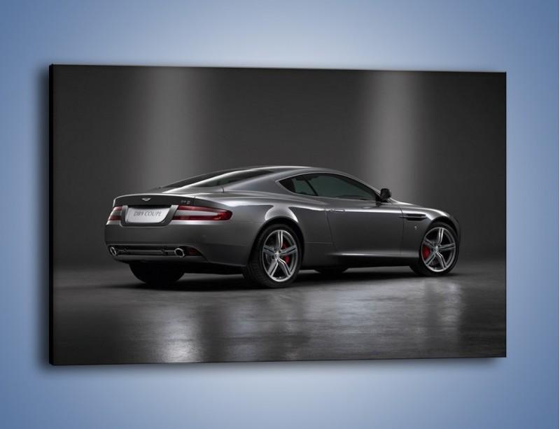Obraz na płótnie – Aston Martin DB9 Coupe – jednoczęściowy prostokątny poziomy TM059