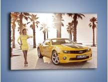 Obraz na płótnie – Chevrolet Camaro Coupe Europe – jednoczęściowy prostokątny poziomy TM083