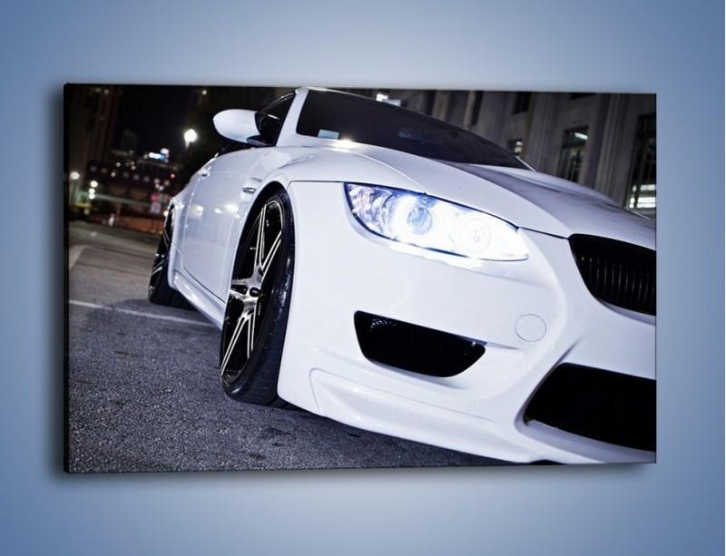 Obraz na płótnie – BMW E92 M3 Coupe – jednoczęściowy prostokątny poziomy TM089