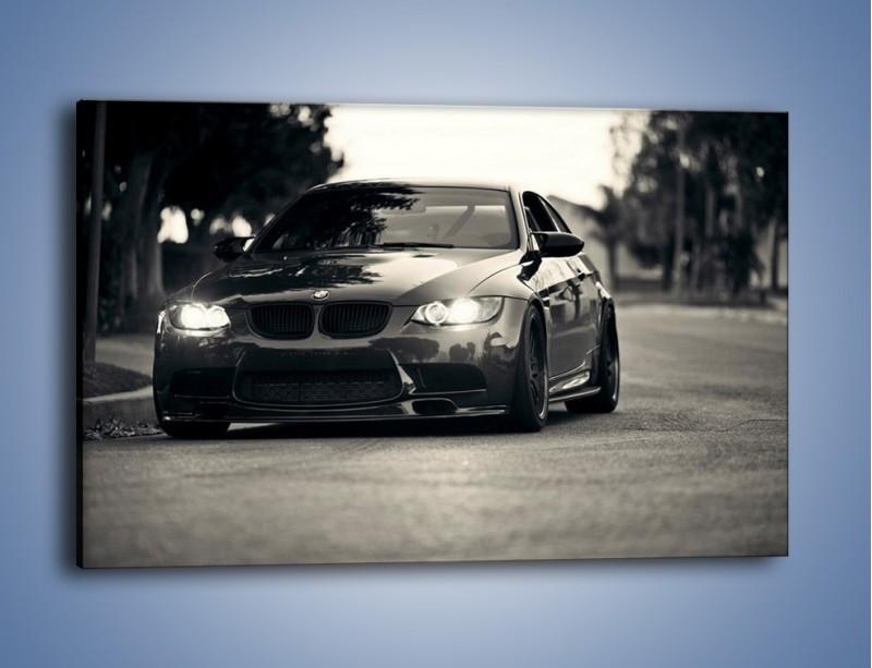 Obraz na płótnie – BMW M3 – jednoczęściowy prostokątny poziomy TM092