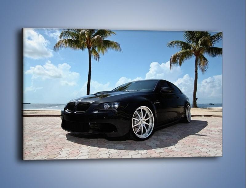Obraz na płótnie – BMW M3 GTS – jednoczęściowy prostokątny poziomy TM095