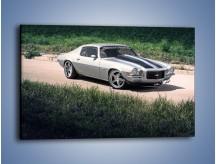 Obraz na płótnie – Chevrolet Camaro 1975 – jednoczęściowy prostokątny poziomy TM105