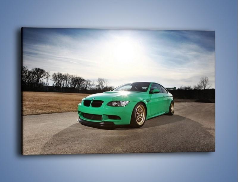 Obraz na płótnie – BMW E92 M3 Tuning – jednoczęściowy prostokątny poziomy TM108