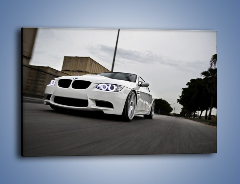 Obraz na płótnie – BMW M3 E92 Tuning – jednoczęściowy prostokątny poziomy TM122