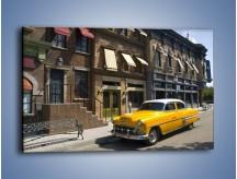 Obraz na płótnie – Amerykańska taksówka z lat 52 – jednoczęściowy prostokątny poziomy TM164